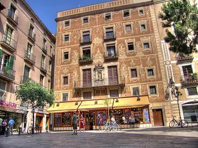 barcelona wandeling gotische wijk