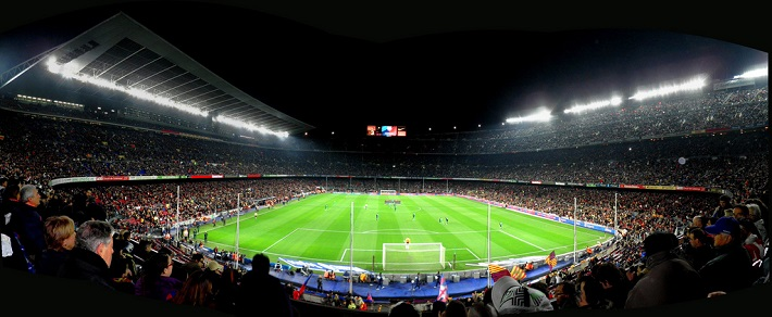 Top 10 things to do in Barcelona barça camp nou