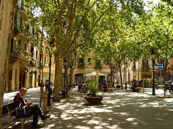 barcelona bezienswaardigheden top 10 gracia