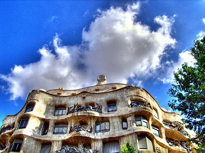 Top 10 things to do in Barcelona la pedrera