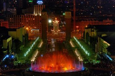 barcelona  top 10 montjuic parc