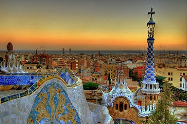 Top ten things to do in Barcelona park guell