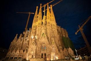 Top 10 things to do in Barcelona sagrada familia