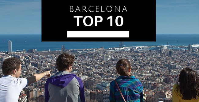 barcelona bezienswaardigheden top 10