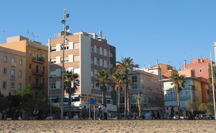 wijken Barcelona Barceloneta