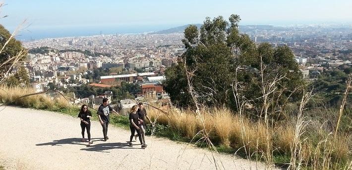 dingen om te doen in Barcelona carretera de les aigues Barcelona
