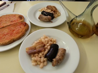 things to do in barcelona breakfast can vilaro