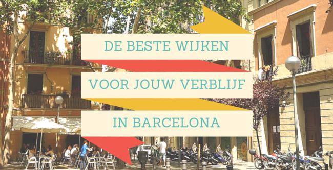 waar verblijven in barcelona