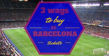 barcelona voetbaltickets kopen