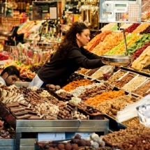 Barcelona Food Tour lokale markt