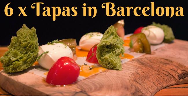 barcelona tapas eten