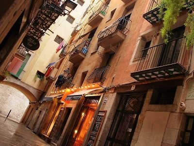 barcelona fietstocht el born