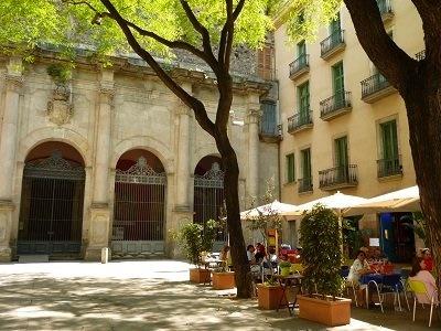 fietsen in barcelona raval
