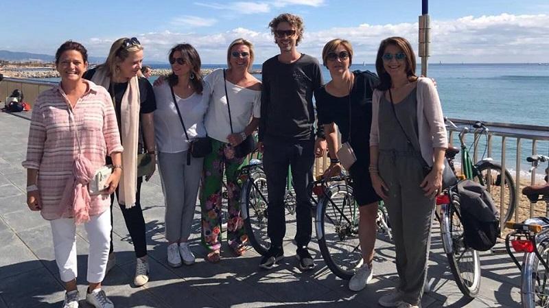 beste fietstocht van Barcelona in Nederlands