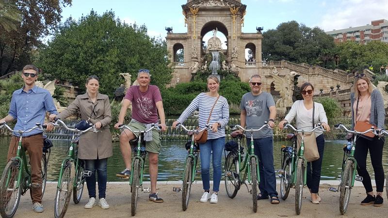 beste fietstour van Barcelona