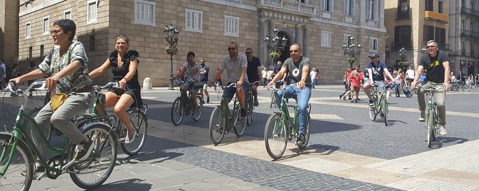 personeelsreis naar barcelona